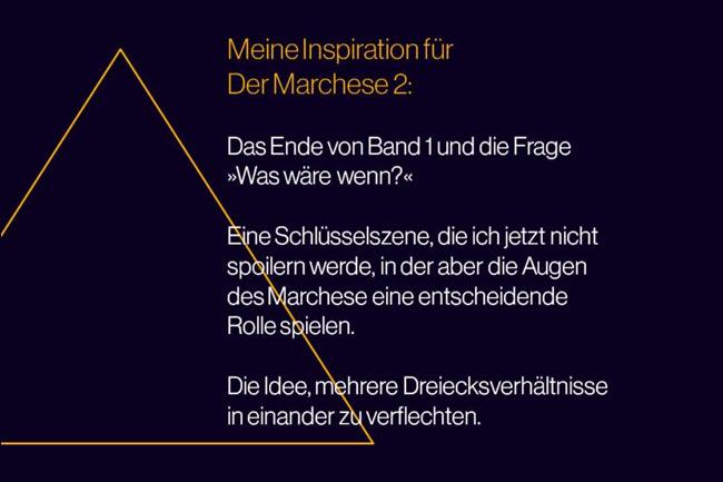 Inspiration für Marchese 2
