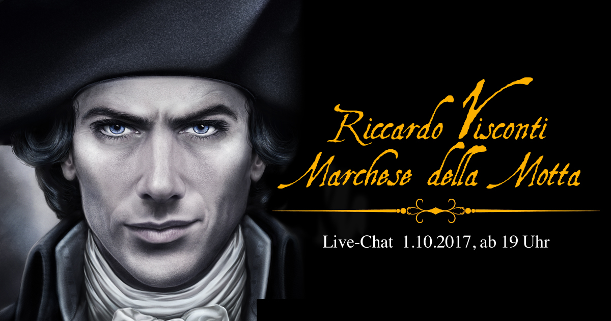 Live-Chat mit dem Marchese