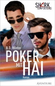 Poker mit Hai (Shark Temptations 2), romantischer Thriller – Cover