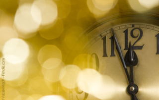 Jahresrückblick zu Silvester