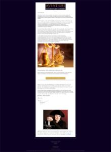 Aventiure-Newsletter 2020