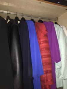 Nur mehr Kleidung, die wirklich passt und gefällt.